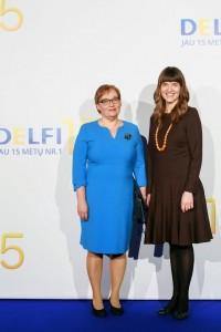 Aš ir Radvilė Morkūnienė