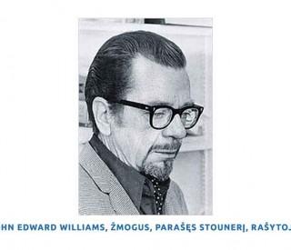 John-Edward-Williams,-žmogus,-parašęs-Stounerį,-Rašytojas